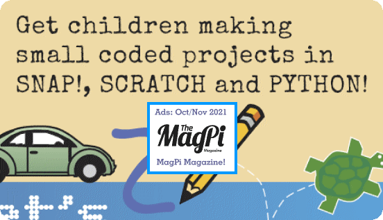 Get children making small coded projects